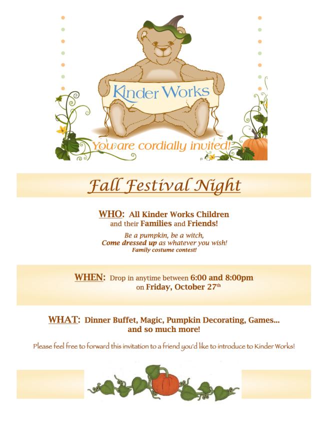 Fall Festival Invite MTG-LMK 2017